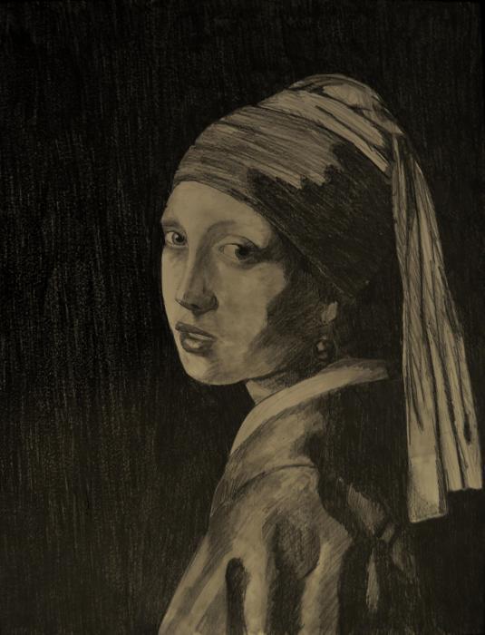 Johannes Vermeer por sebastien.jouve